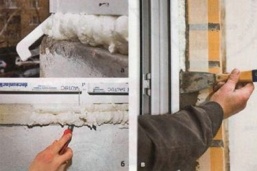 Можно ли на монтажную пену наносить цементный раствор как подготовить бетон
