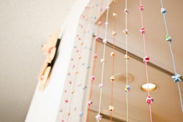 Как сделать висячие шторы своими руками?