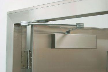 Как выбрать доводчик для входной двери?